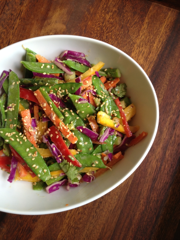Asian Sesame Salad