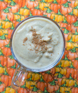 Asian Pear Pumpkin Smoothie