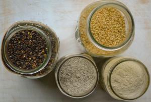 Grinding Gluten Free Flours