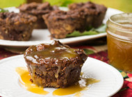 Grain Free Bread Pudding-Chocolate or Vanilla