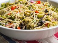 Spaghetti Noodle Pasta Salad