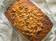 Banana Walnut Bread-gluten free