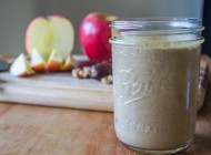 Apple Pie Smoothie-Dairy Free