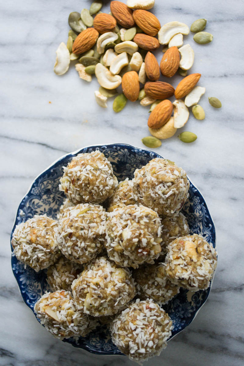 Snack Ideas List-Whole Food Plant Based