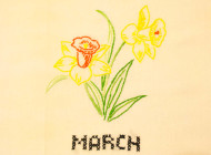 March In The Kitchen Tips