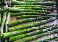 Roasted Asparagus-Simply Done